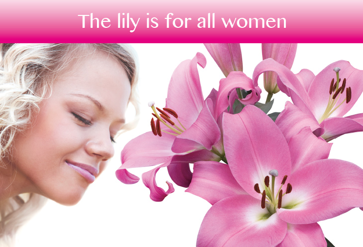 The lily is for all women